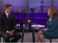 Mike Andelman Interview with Liz Claman of Asset TV